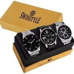 Buy Swisstyle Combo of 3 Analogue Men's Watches-SS-3CMB-06