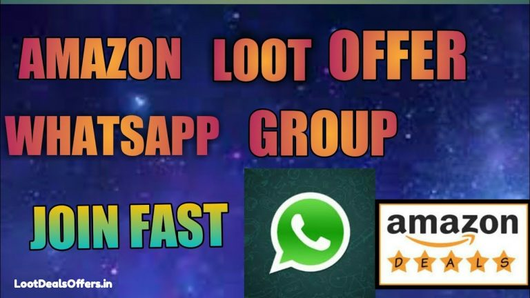 New Amazon Whatsapp Group Link