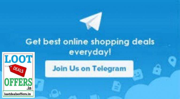 Join Loot Deals Offers Telegram channel