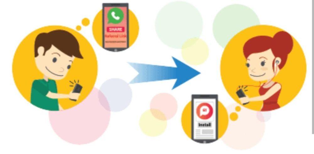 Pocket FM App Refer Earn Offer
