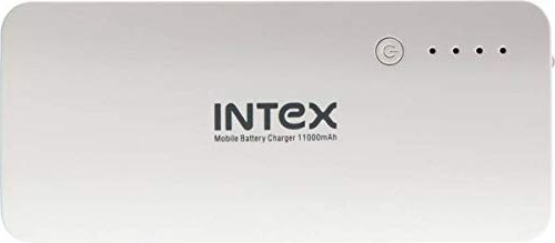 Intex IT-PB11K 11000mAH Power Bank (White)