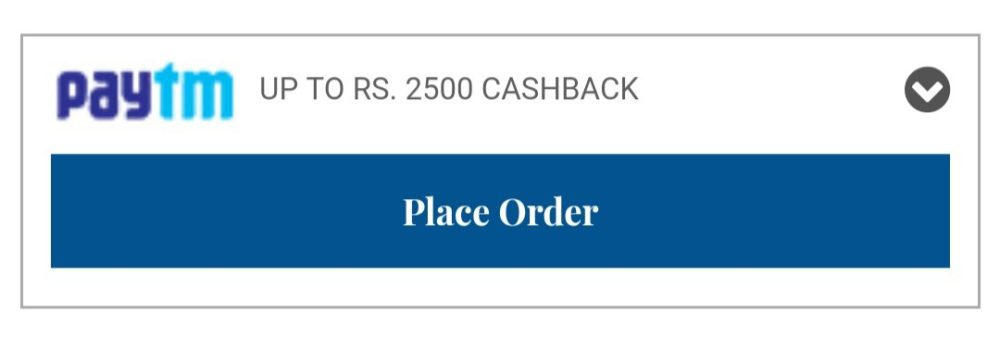 Coolwinks Paytm