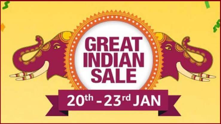 Amazon Great Republic Day Sale 2021