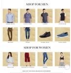 Amazon Brand Symbol Men's Clothing from Upto 80% Off on Amazon