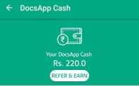 DocsApp Refer & Earn Offer – Get Rs.10 Free Paytm Cash Per Refer