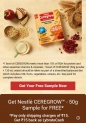 (Freebies) Get Lybrate Nestle Ceregrow – 50g Sample for Free