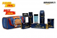 (Best Deal) Park Avenue Grooming Kit For Men (Combo of 8 ) in Just Rs.341 Regular Price Rs.500+