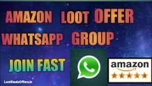 Amazon Whatsapp Group Links 2019