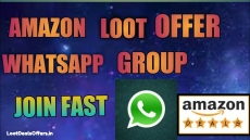 Amazon Whatsapp Group Links 2019