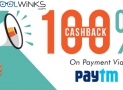 [Biggest Loot] Coolwinks Paytm Cashback Offer- Get 100% Cashback Rs. 2500 On Rs. 2,500 [4 Sunglasses in Rs.50]
