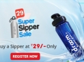 (Sale Live) Droom Sipper Bottle Next Sale Date 2019 – Buy Sipper Bottle At Rs.29?