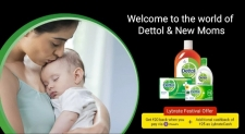 Lybrate Dettol kit Free Sample- Get Dettol & Mom Kit of Rs.130 at Rs.4 only