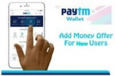 Paytm Add Money Offer – Get Free Rs. 20/ Rs. 30/ Rs. 40 Paytm Cash (New User)