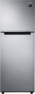 Samsung 253 L 2 Star Inverter Frost-Free Double-Door Refrigerator (RT28N3022S8/HL, Elegant Inox)