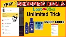 Unlimited Trick] SimSim App Free Shopping – Anything Of Rs.50 For Free (PROOF)